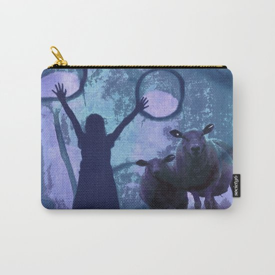 ACTIVATING MAGIC Carry-All Pouch