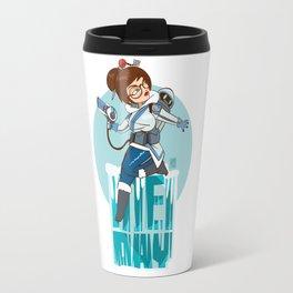Freeze! It's Mei Day! Travel Mug