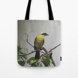 Chichen Itza Bird Tote Bag