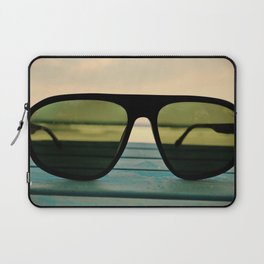 Chillax the Glass Laptop Sleeve