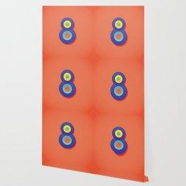 Alphabet Drop Caps Series- 8 Wallpaper