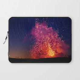 Kilauea Volcano Eruption .2 Laptop Sleeve