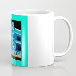 Americana - Ocean Drive - Miami Beach Coffee Mug