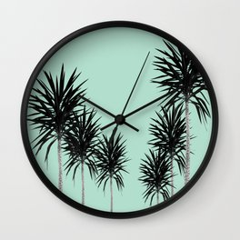 Saint Tropez Feeling #1 #beach #decor #art #society6 Wall Clock