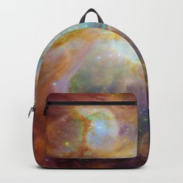Heart of Orion Nebula Space Galaxy Backpack