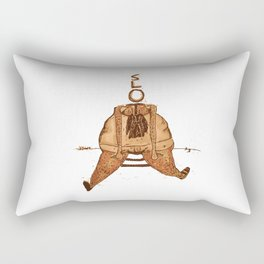Sloth Rectangular Pillow