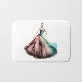 Prima Ballerina Bath Mat