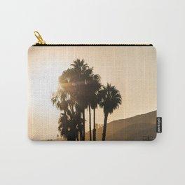 Malibu Palms Carry-All Pouch