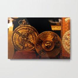 """""""Calendario"""" Metal Print"""