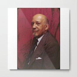 William Edward Burghardt Du Bois - W.E.B. DU BOIS - BLM Sociologist Socialist Historian 665 Metal Print