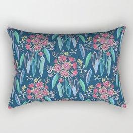 Flowering Australian Gum Tree Ispired Rectangular Pillow