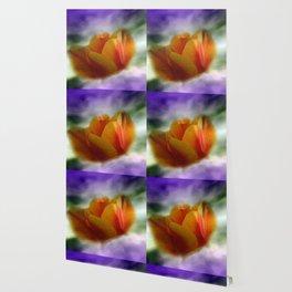 tulips in spring -12- Wallpaper
