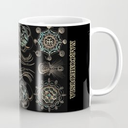 """""""Narcomedusia"""" from """"Art Forms of Nature"""" by Ernst Haeckel Coffee Mug"""