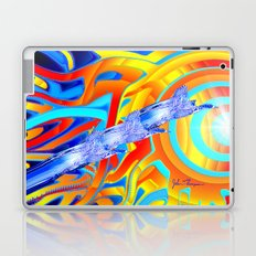 liquid ducks Laptop & iPad Skin