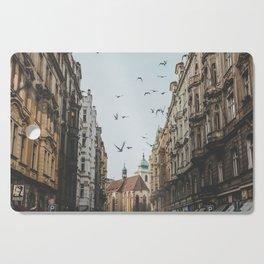 Prague, Czechia VI Cutting Board