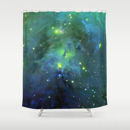 Orion Molecular Cloud Shower Curtain