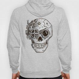Steampunk Skull Hoody