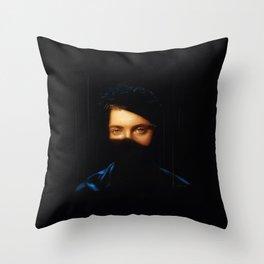 SPARKLING EYES Throw Pillow