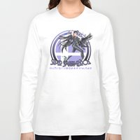 super smash bros Long Sleeve T-shirts featuring Bayonetta - Super Smash Bros. by Donkey Inferno