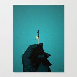 Arthritis Canvas Print