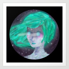 luminescence Art Print
