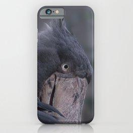 Shoebill Smile iPhone Case