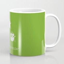 Zelda Ocarina of Time Coffee Mug