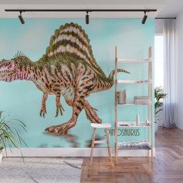 Spinosaurus Wall Mural