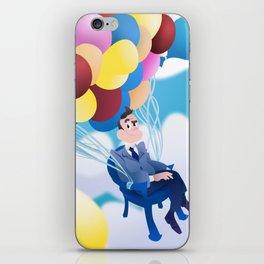 Publicity Stunt iPhone Skin