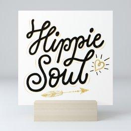 Hippie Soul Mini Art Print