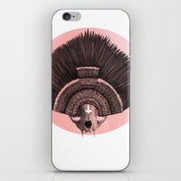 headdress iPhone & iPod Skins featuring ::headdress:: by eve orea