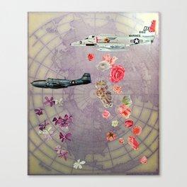 World Rose II Canvas Print