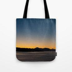 Patagonia Sunset Tote Bag
