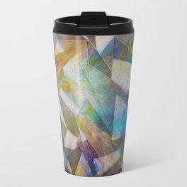 Fractal Nebula Travel Mug