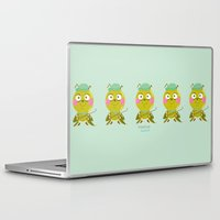 golf Laptop & iPad Skins featuring GOLF by Sucoco