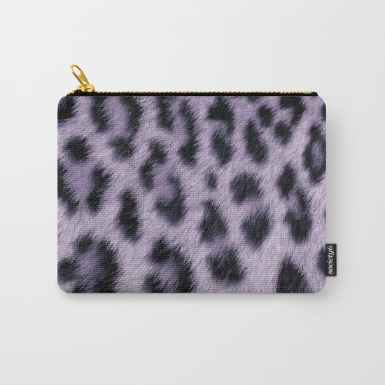 Leopard skin pattern Carry-All Pouch