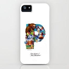 Pot Holder/Pan Handler iPhone Case