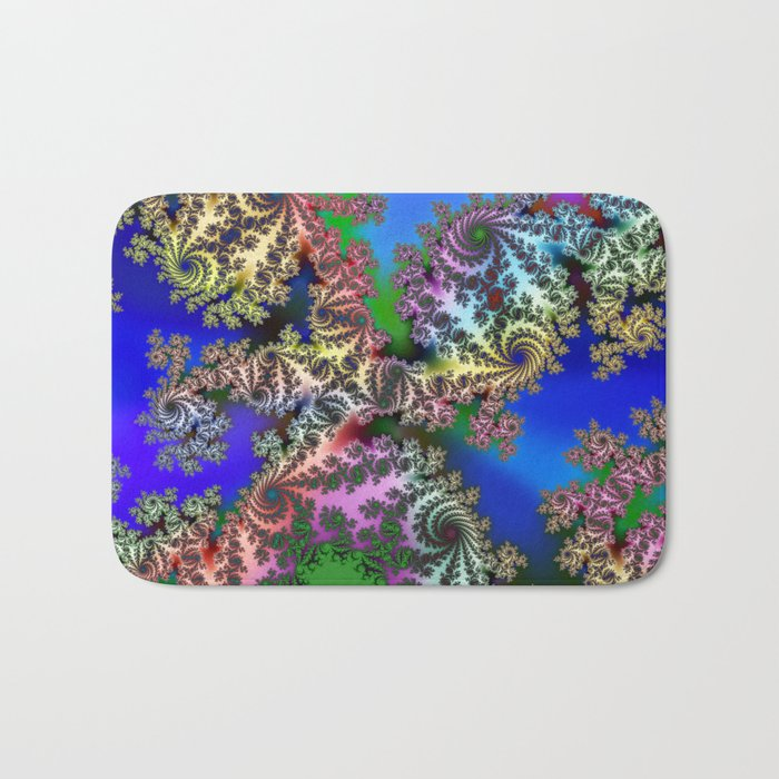 boring world without colors Bath Mat
