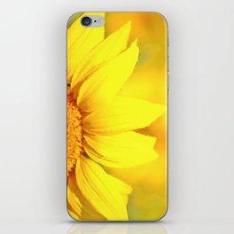 Sunflower love Flowers Flower Summer floral iPhone Skin