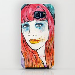 sunset blv iPhone Case