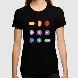 9 Comments T-shirt