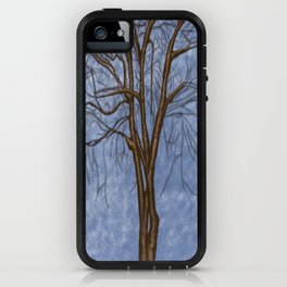 The Twisted Tree iPhone Case