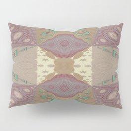 Pallid Minty Pattern 7 Pillow Sham
