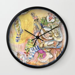 RB.Country Music Wall Clock