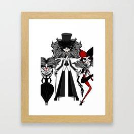lullabelle'la 007 Framed Art Print