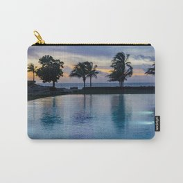 Poolside at Dawn Carry-All Pouch