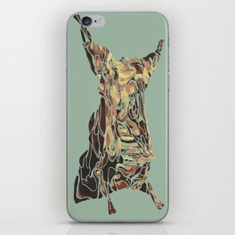 CARCASS OF BEEF: Rembrandt Refabricated iPhone Skin