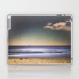 Wind in my beard Laptop & iPad Skin
