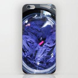 Washing Machine iPhone Skin