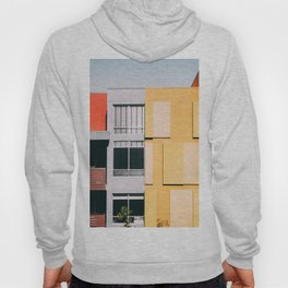 Los Angeles Architecture Hoody